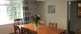 Buller Cottage Dining Room 1